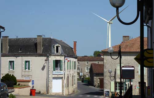 wind turbines planned for mauprevoir